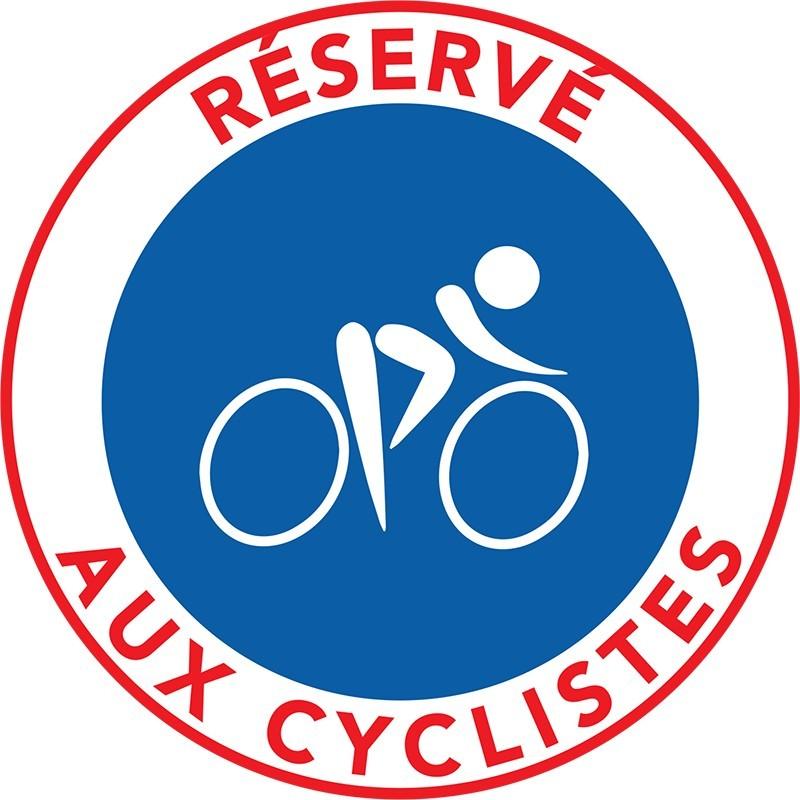 stationnement interdit sur piste cyclable
